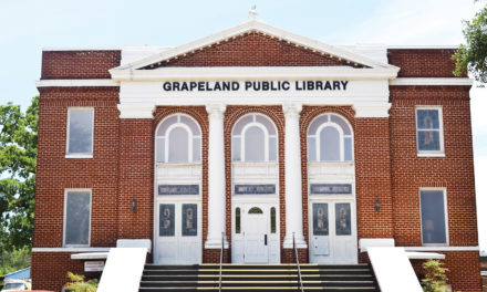 Jackson Vows to Support Grapeland Public Library