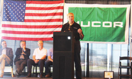 Grapeland's Nucor Vulcraft Plant Celebrates 50th Anniversary