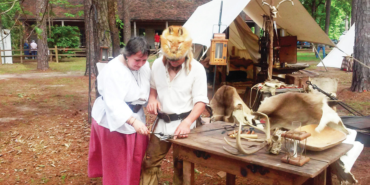 Mission Tejas Annual Folk Festival set April 28