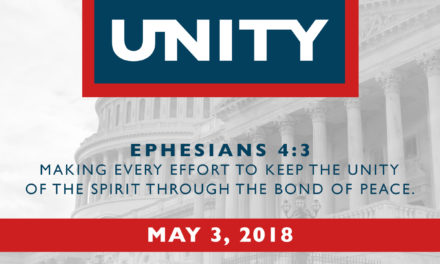 National Day of Prayer event set May 3