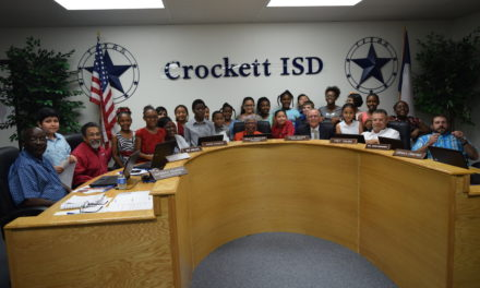CISD Board Recognizes Students