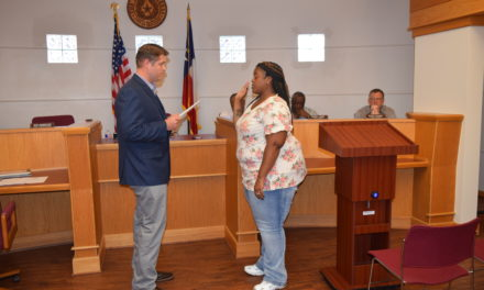 Crockett City Council Accepts 2017 Fiscal Audit