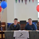 Elkhart's Huff and McSwane Sign with DBU