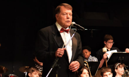 Concert Honors Late Band Director