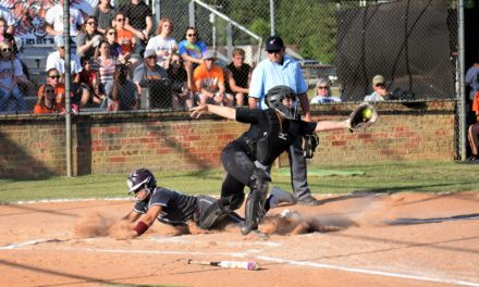 Grapeland Takes Two of Three from West Sabine