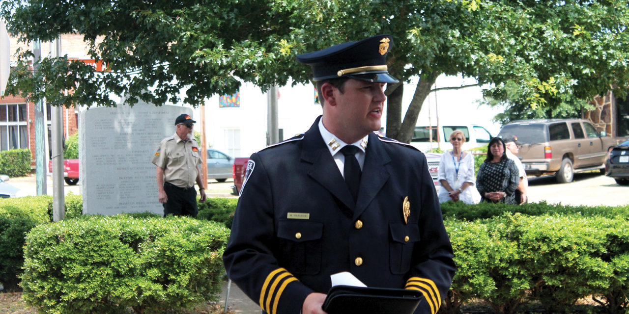 Anderson County Honors Fallen Peace Officers