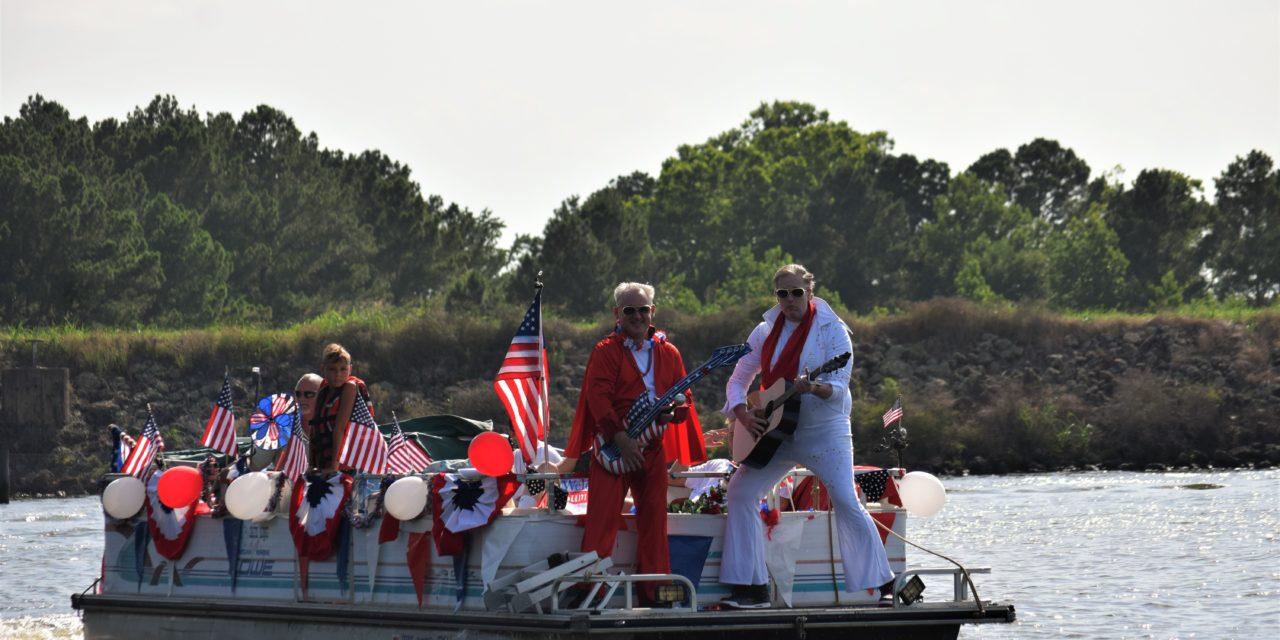 Boat Parade, Fireworks Kick-off Fourth of July Celebrations