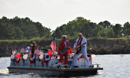Boat Parade, Fireworks Kick-off Fourth of July Celebrations