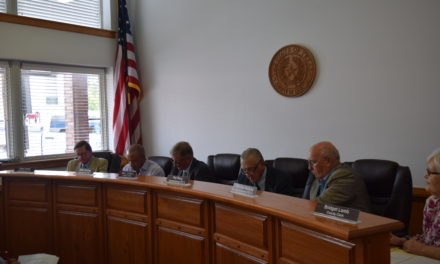 Good and Bad News Received by Ho. Co. Commissioners Court
