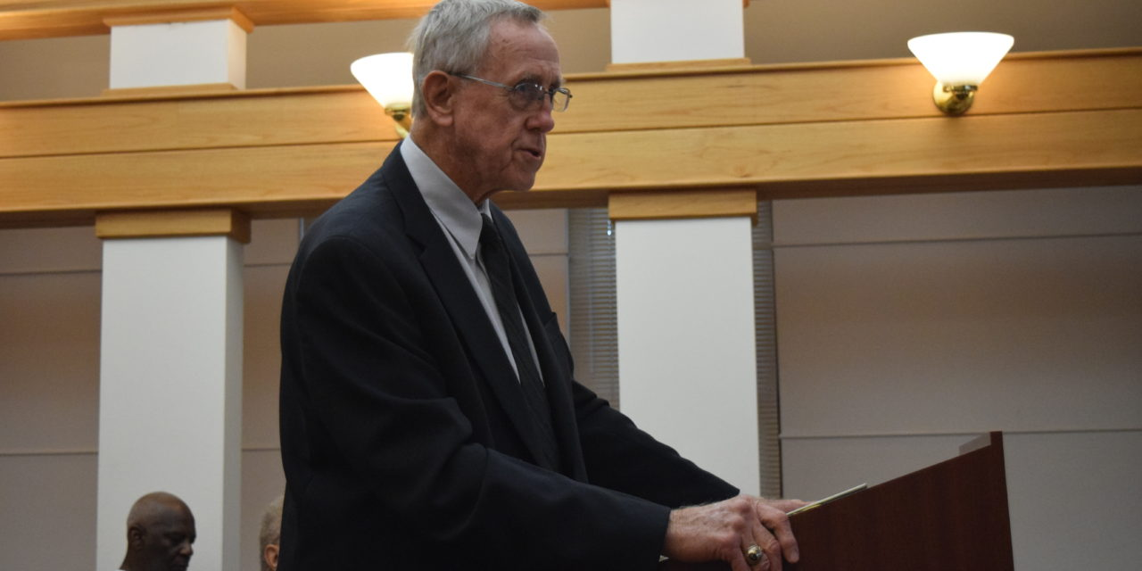 Crockett Takes Steps to Revise Charter
