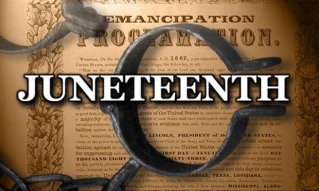 Juneteenth Celebration Slated For Tuesday in Crockett
