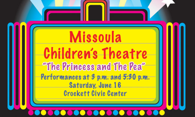 More than 50 Houston County Kids to be Featured in Missoula Children's Theatre on Saturday, June 16
