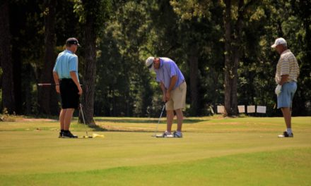 Lions Host 27th Annual Golf Tournament