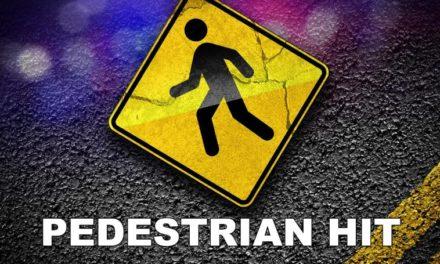 Auto-Pedestrian Crash Sends One to Hospital