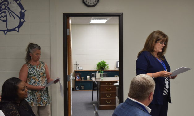 CISD Counselors Take Center Stage at Board Meeting