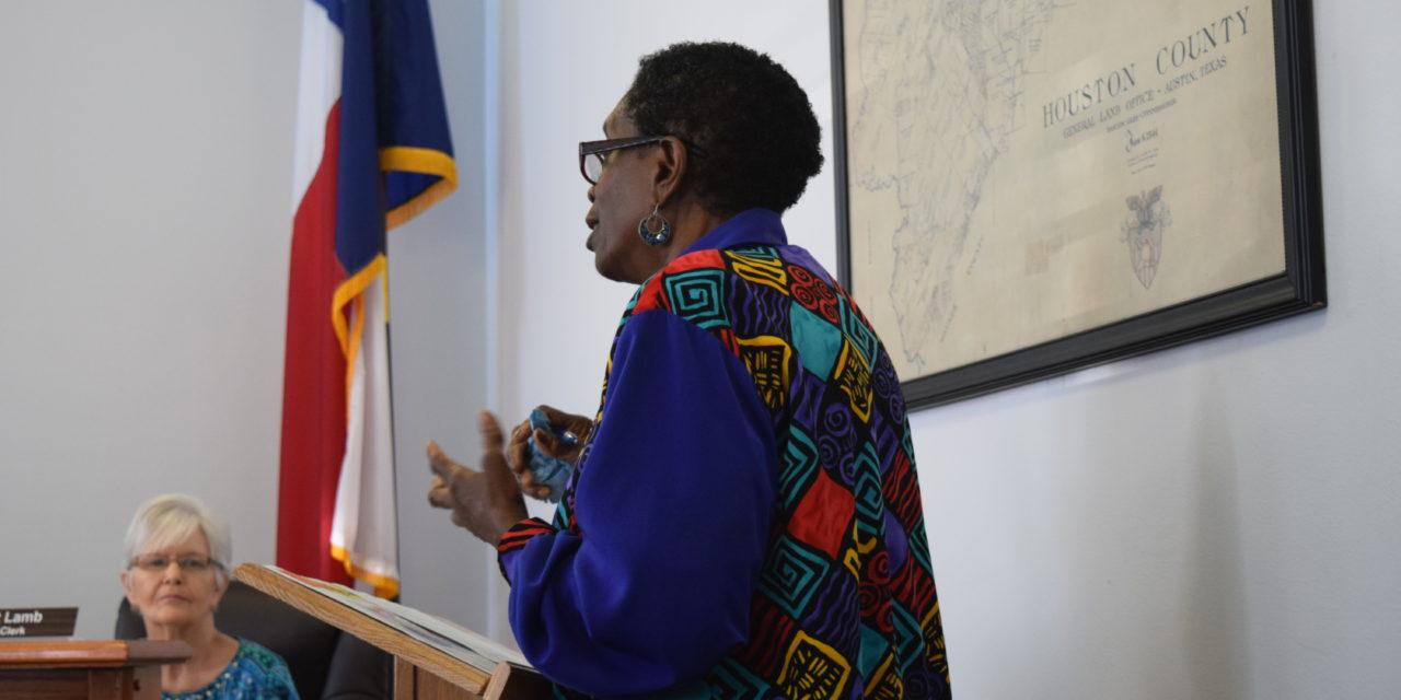 Wooten to Step Down as Burke Center Representative