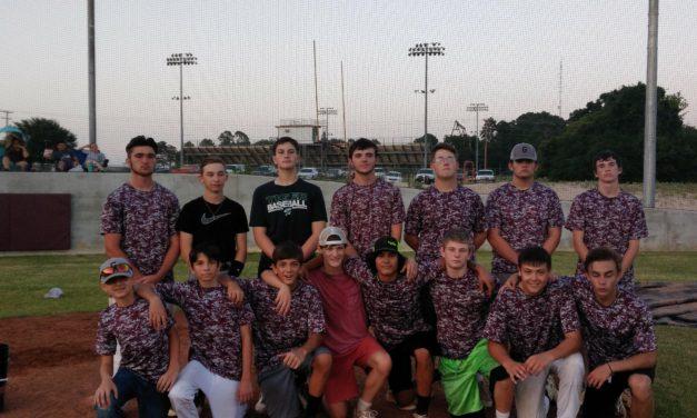 Grapeland 15U Boys Head to State Tournament