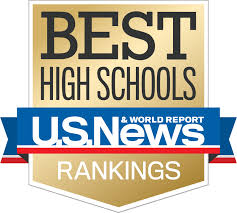 Area High Schools Shine in US News and World Report Rankings