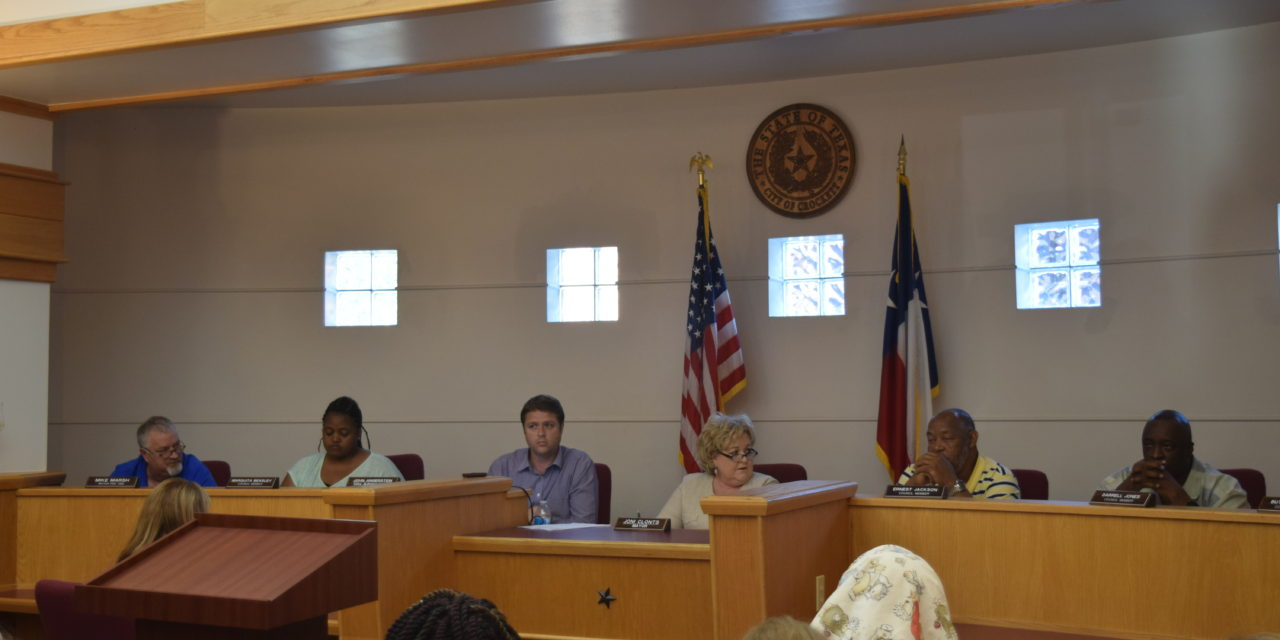 Crockett City Council Meets in Fractious Atmosphere