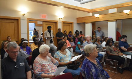 Crockett Council Holds Second Public Hearing on Proposed Tax Rate
