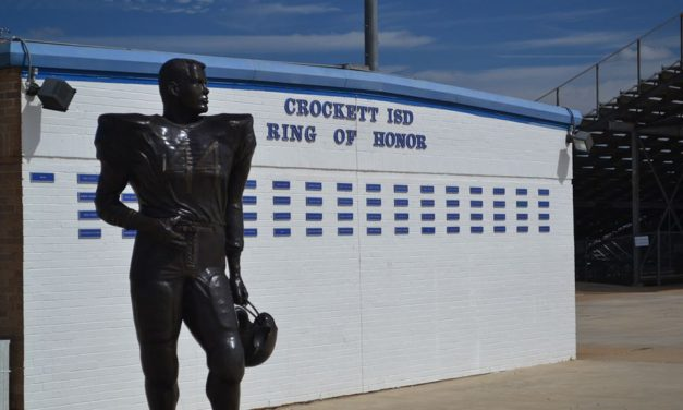 Crockett ISD to Induct Four into Ring of Honor