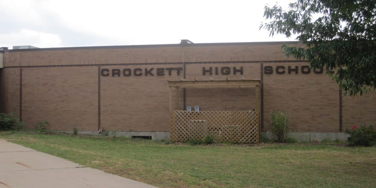 Crockett ISD to Institute Policy of Armed Staff on Campuses
