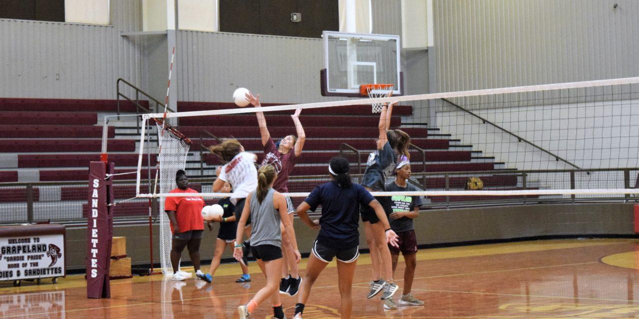 Preview: Grapeland Sandiette Volleyball