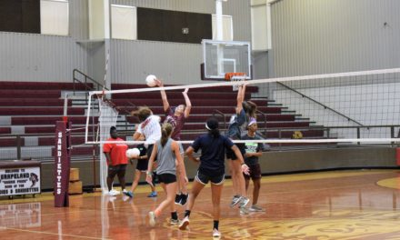 Preview: Grapeland Sandiette Volleyball