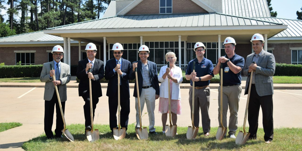 The Heart Institute of East Texas – Crockett Gets a New Address