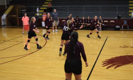 Preview: Lovelady Lady Lions Volleyball