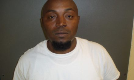 Lockhart Locked Up on Five Felony Charges