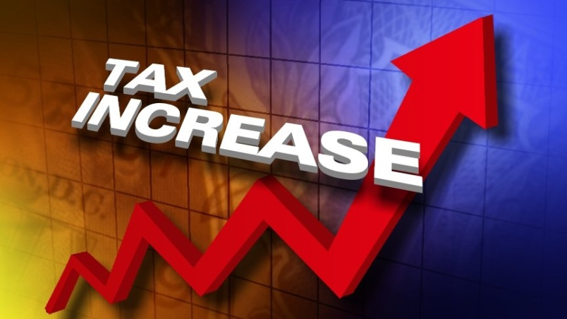 Modest Tax Hike Proposed in Crockett