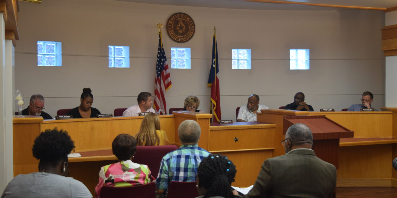 Crockett City Council: The Greatest Show in Houston County