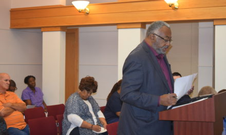 Crockett City Council Takes No Action on CEIDC Budget
