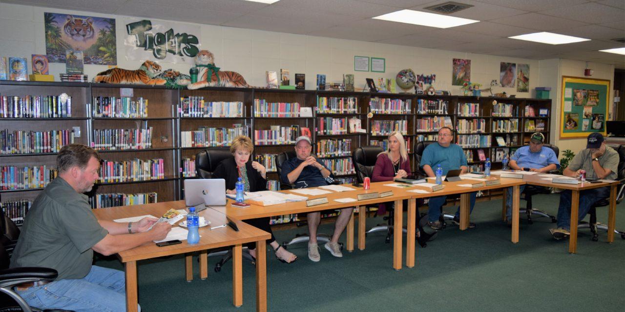 SHAC Presentation Highlights Latexo ISD Board Meeting