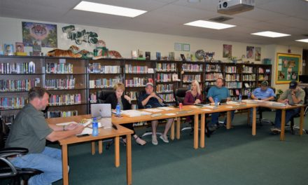 SHAC Presentation Highlights Latexo ISD Board Meeting