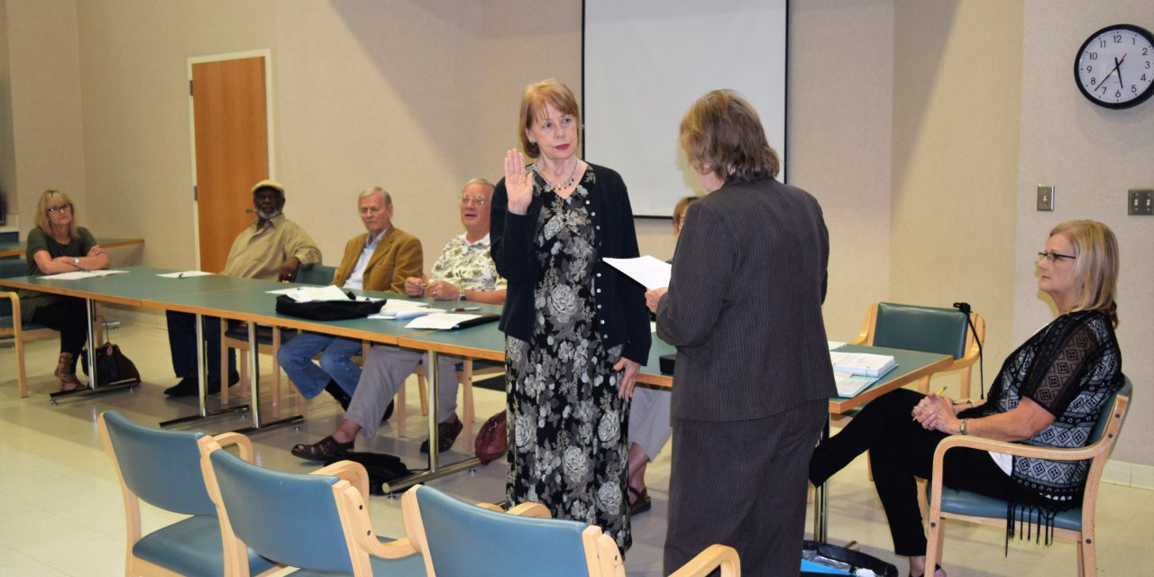 Pat Dickey Appointed to HCHD Board of Directors