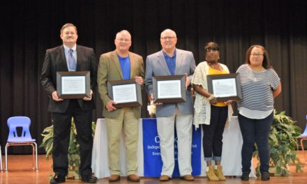 Crockett Ring of Honor Inductees, Homecoming Court Honored