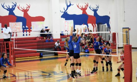 Lady Elks Sweep Maidens