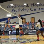Lady Elks Sweep Lady Bulldogs