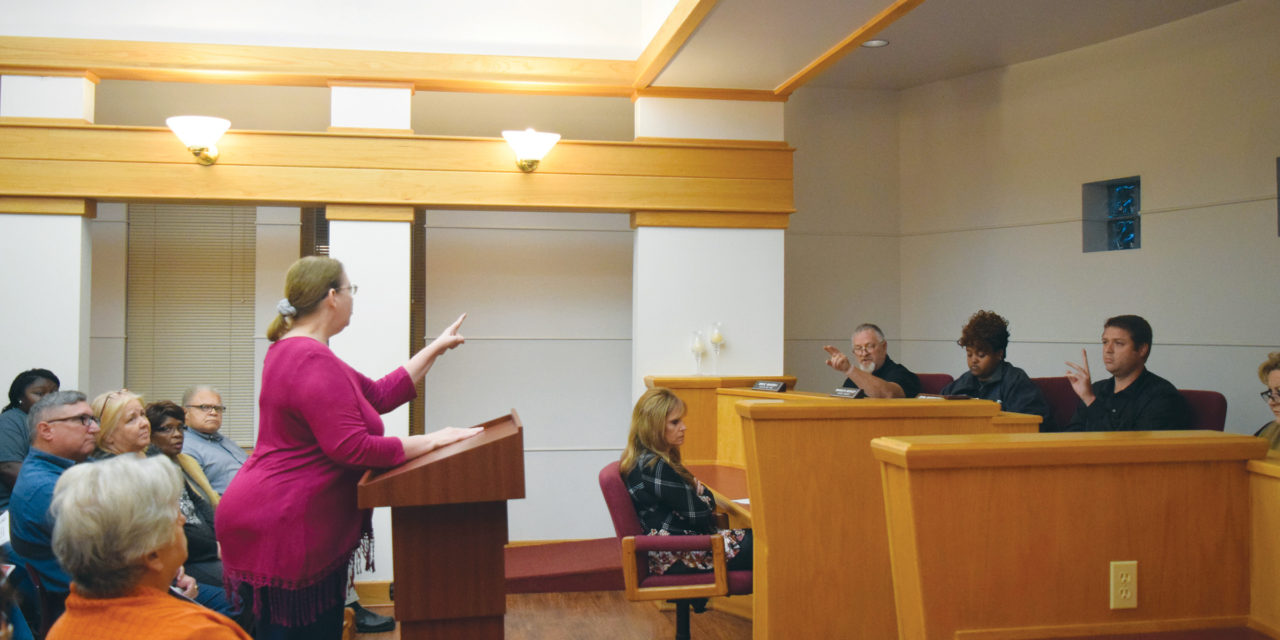 Posturing Continues at Crockett City Council