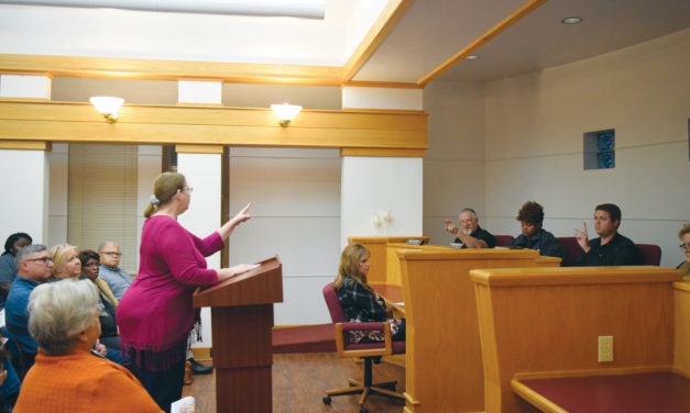 Posturing Continues at Crockett City Council