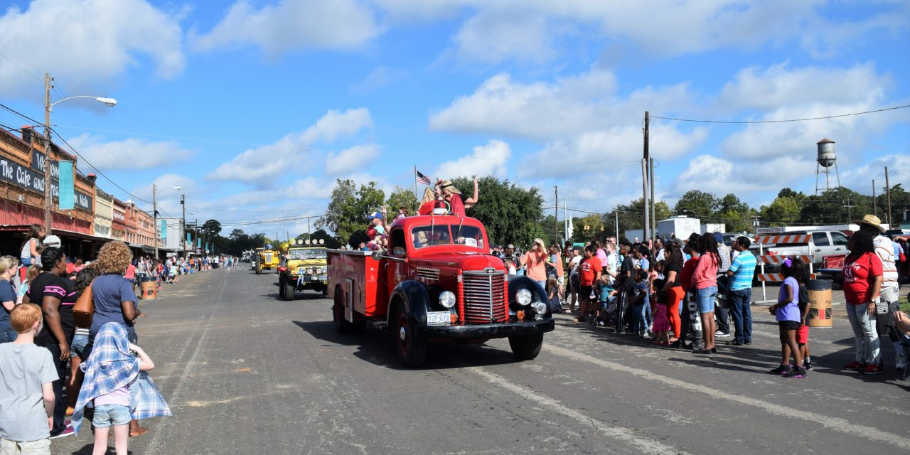73rd Annual Grapeland Peanut Festival Underway