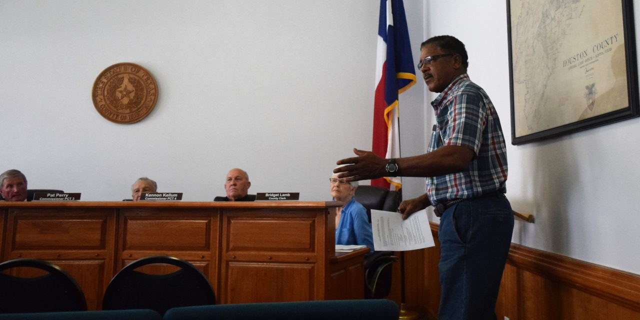 Ballots and Booze Discussed in Commissioners Court