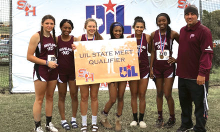Sandiettes Headed to State in Cross Country