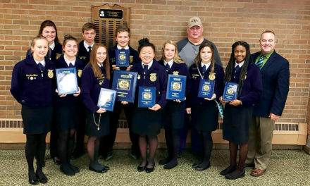 Grapeland FFA Quiz Team Wins Fifth National Championship