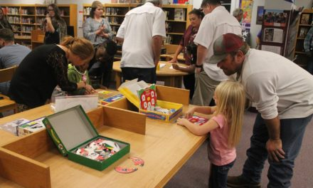 GISD Board Gets Inside Look at Kindergarten Program During Meeting
