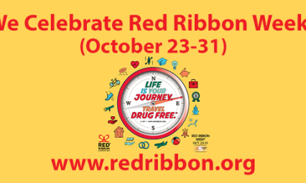 Local Schools Celebrate Red Ribbon Week