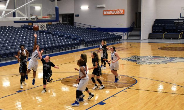 Lady Bulldogs Stumble in Tourney Opener
