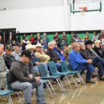 Latexo ISD Honors Veterans